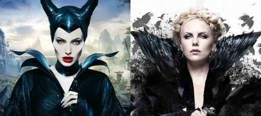 Will it be Maleficent or Queen Ravenna?