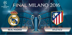 Champions League Final- Real Madrid Vs Atlético Madrid