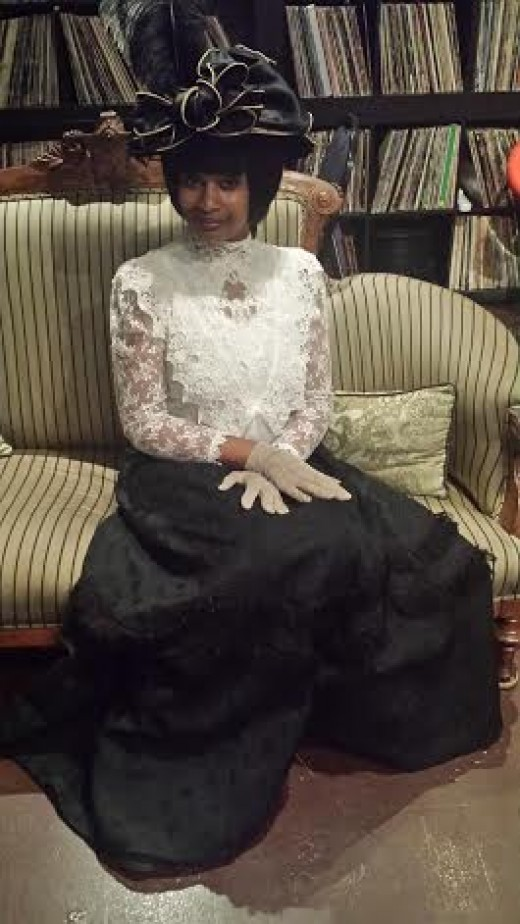 On February 28, 2016, Colette did her 1st performance as Madam C.J. Walker appropriately, at the Madam Walker Beauty Museum in Atlanta, GA.