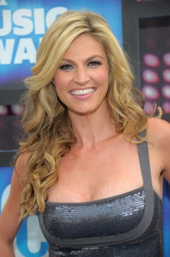 "Erin Andrews, ""My"" choice to replace both Ripa and Strahan"