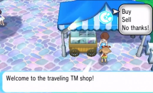 Pokemon Omega Ruby And Alpha Sapphire Tm And Hm Location