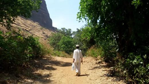 Trekking in Bramha Giri