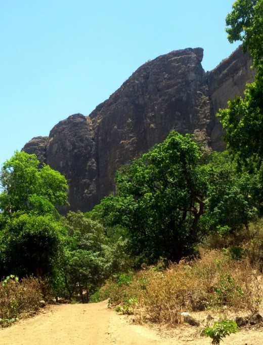 Another peak of Bramha Giri