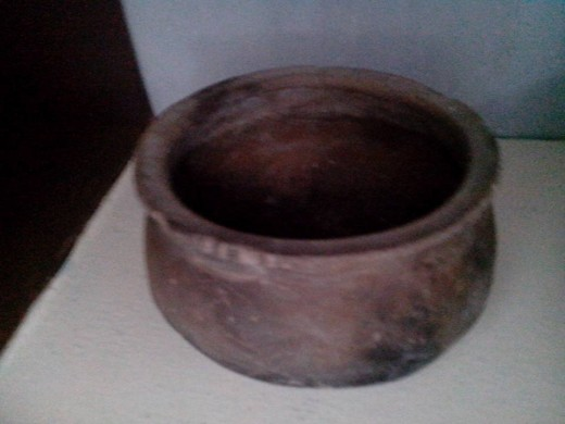 Daud or Water Bowl (Photo Source: Ireno Alcala)