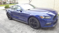 First 2015 + Mustang Ecoboost Mods