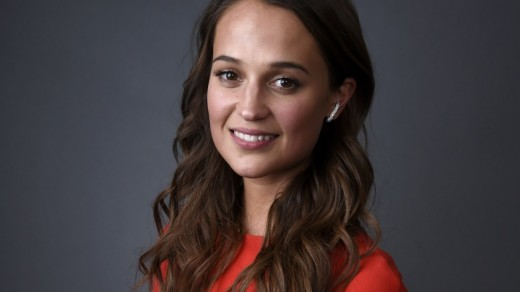 "Alicia Vikander Cast As Lara Croft In ""Tomb Raider"""