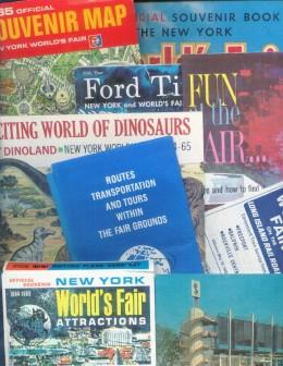 Worlds Fair 1964-65 Collage