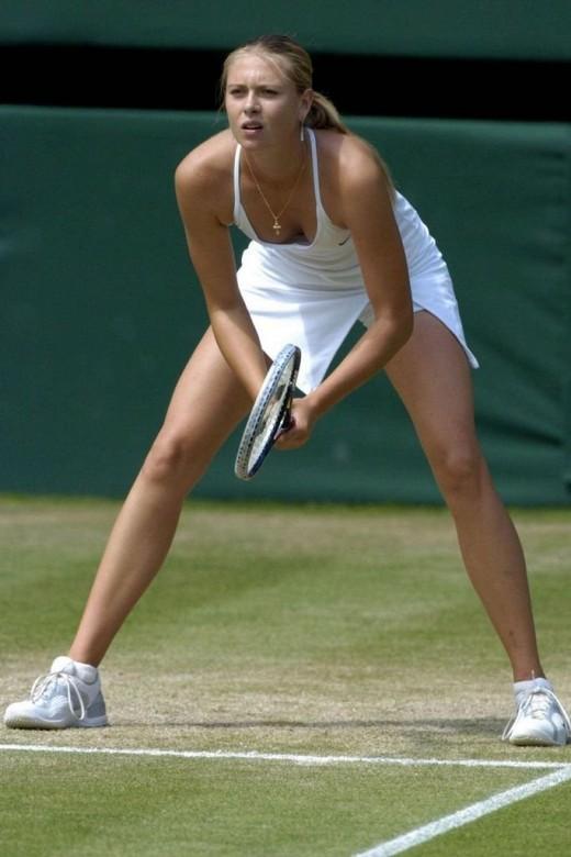 Tennis Star Maria Sharapova
