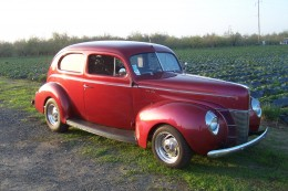 Classic Cars 1940 Ford