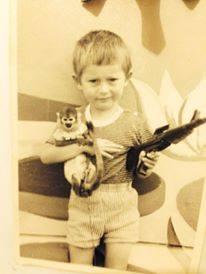 Shaun A J Stockdale in Margate, Dreamland in the 70's