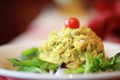 Curried Chicken Salad Recipe-Deliciously Good!