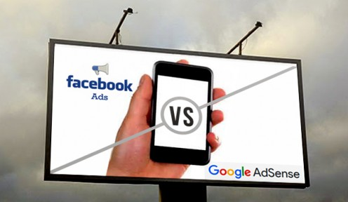 Facebook Advertisements Vs Google Advertisements