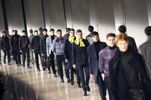 The Menswear Industry
