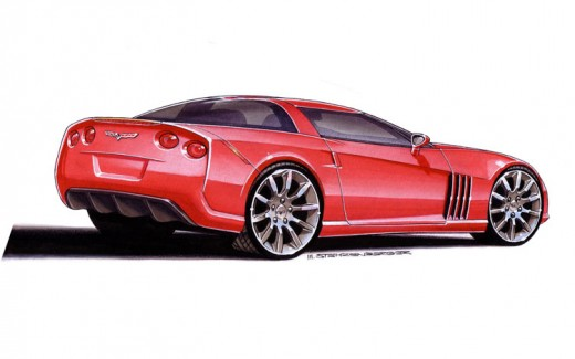 Chevrolet Corvette 2012 the most Cool Car