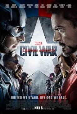 Captain America Declares a Civil War!