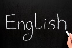 How English became a national language?