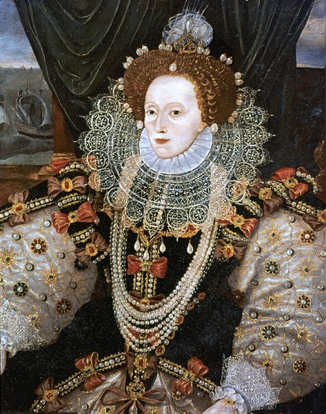 Queen Elizabeth I. The era during her life is known as 'The Golden Age'