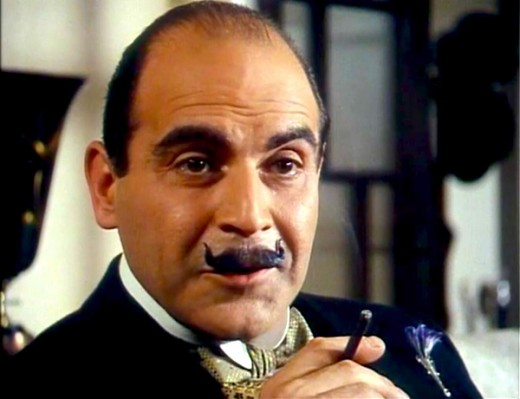 David Sachet as Hercule Poirot