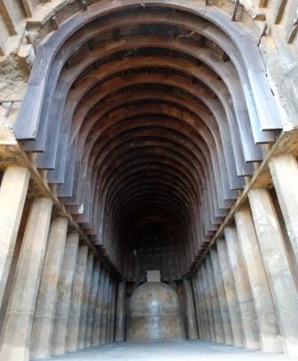 Chaityagriha of Bhaja