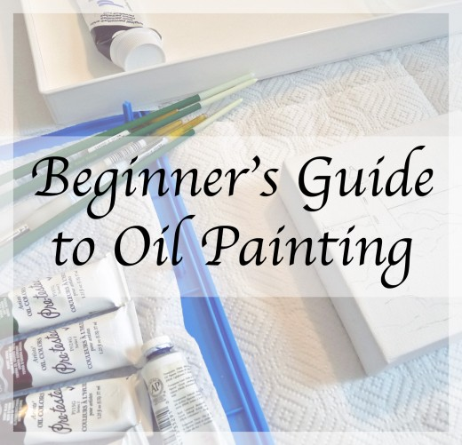 Beginner 39 s guide to oil painting article 2 of 3 hubpages for Oil painting instructions for beginners