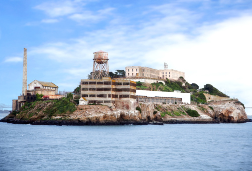 Alcatraz Island is a popular San Francisco Attraction.