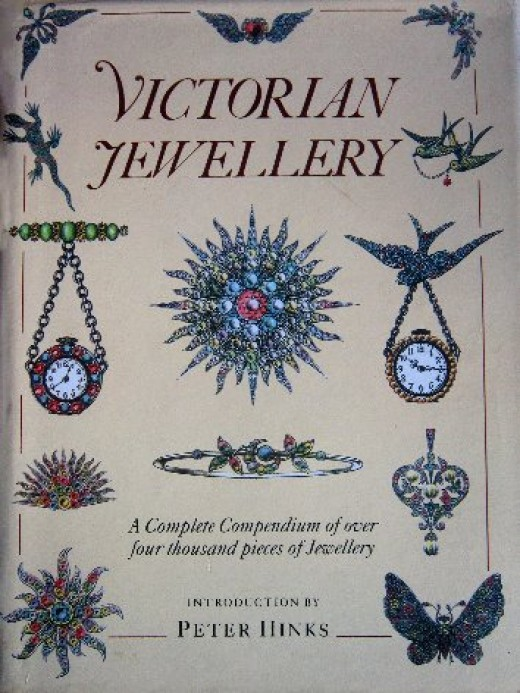 Victorian Jewellery by Peter Hinks