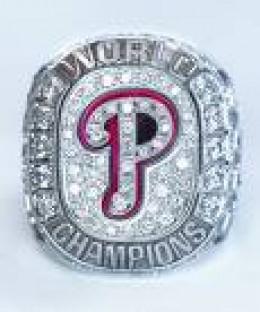 2008 World Series Championship Ring.