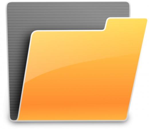 A Folder Icon
