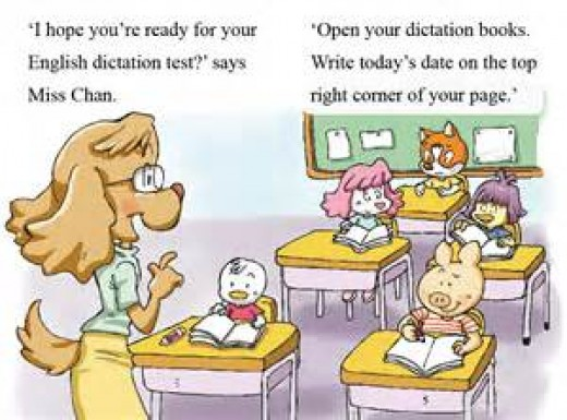 Dictation Class