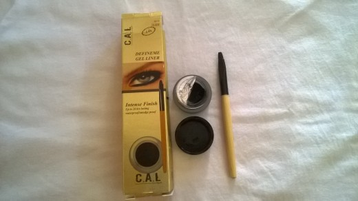 C.A.L Los Angeles Define Me Eyeliner Black