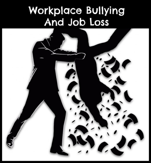 Workplace bullying and job loss