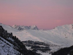 Top Ski Destination Les Arcs Review