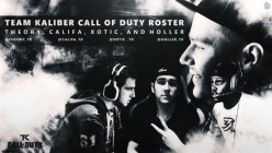 Team Kaliber Announces New COD Roster