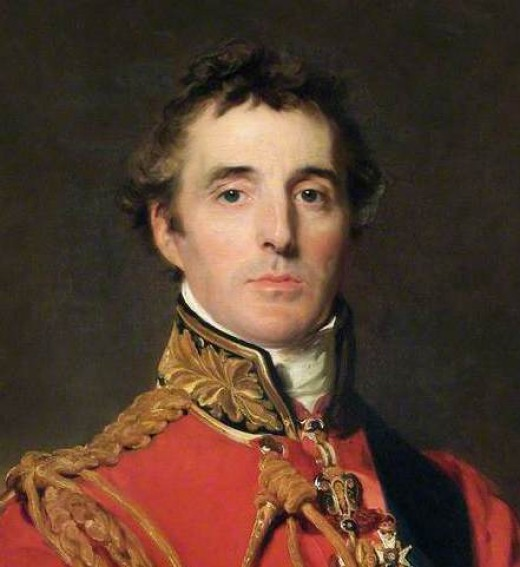 Lord Arthur Wellesley - The Duke of Wellington