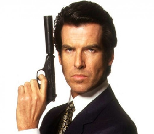 Pierce Brosnan (as James Bond)