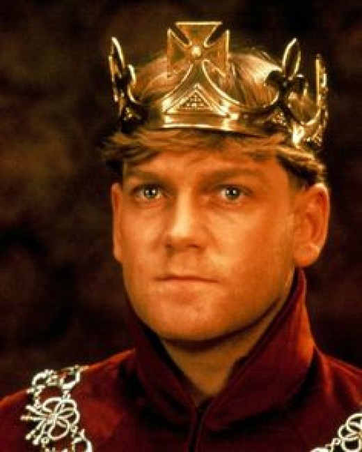 Kenneth Brannagh as Henry V