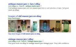 Mason Jars: Can You Sell Them on Online Auctions??