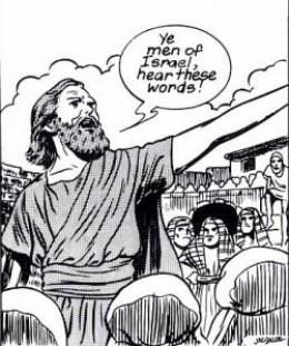 Peter at Pentecost