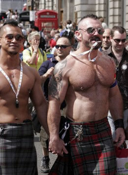 Pride 2008 London