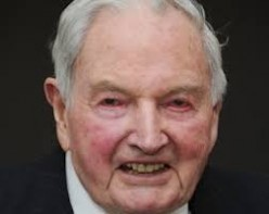David Rockefeller's corruption
