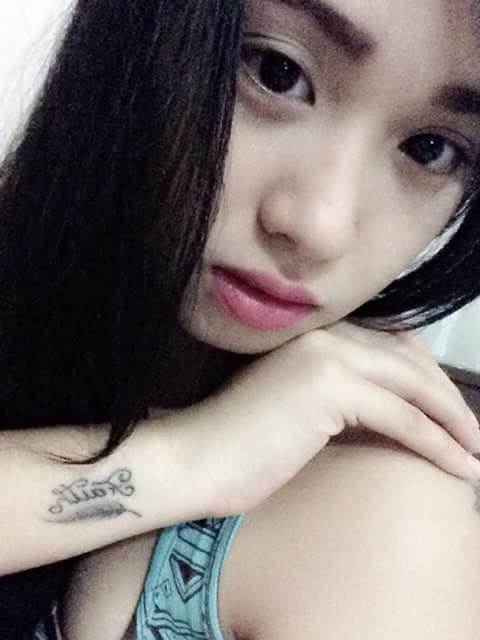 """My 4th tattoo at my left wrist """"Faith"""""""