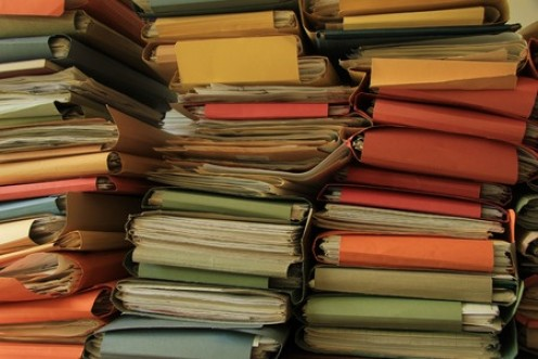 Make sure your filing system is better than this!