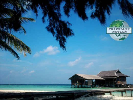 Tengah Island