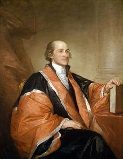 "American Politics: The ""Federalist Papers""  - Back In Perspective - FP# 3 - 5; John Jay [282]"