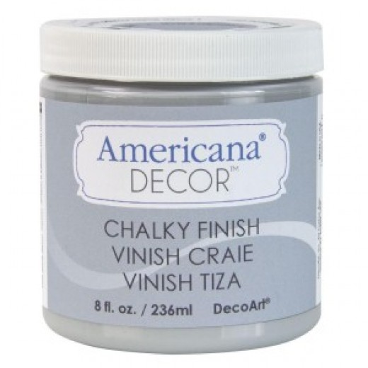 Americana Chalk Paint in the color Yesteryear - $9