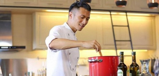 There are men who loved to cook before the concept of the 'celebrity chef' like Nicholas Tse, and his show, Chef Nic.
