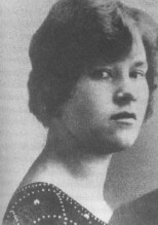 Edith Thompson.