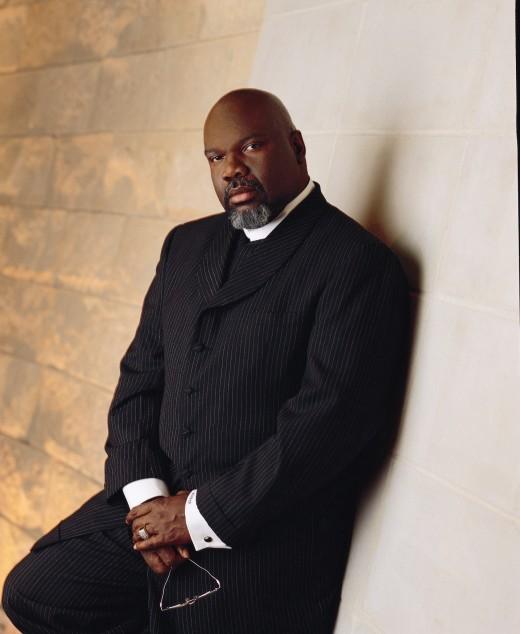 Bishop T.D. Jakes wants your money.