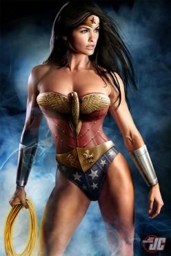 Gal Gadot, the new Wonder Woman