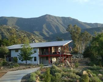 Eco friendly rental in Ojai, California